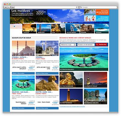 Bravebooking solutions e tourisme pour agences de for Moteur de recherche reservation hotel